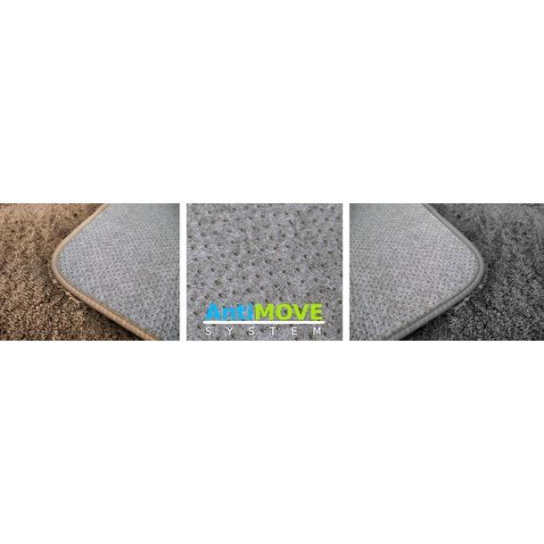 Plyšový koberec MOCCA