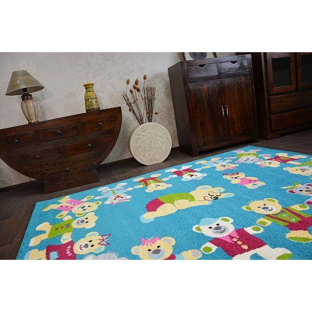 Dětský koberec FUNKY TOP ROB medvídci