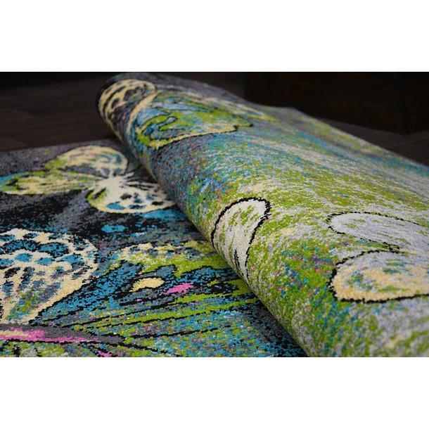 Dětský koberec FUNKY TOP FRU motýli