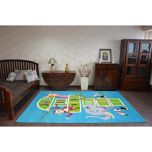Dětský koberec FUNKY TOP TOM skákací panák