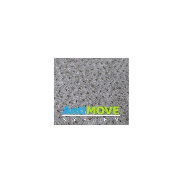 Koberce Ombre - spodní strana Antimove
