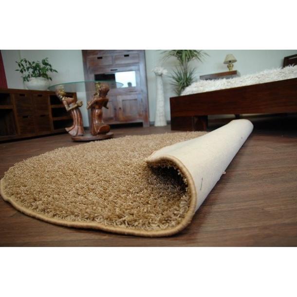 Kulatý koberec MISTRAL MĚĎ