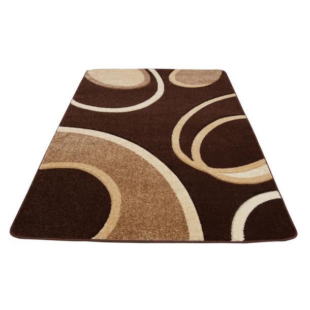 Moderní koberec OPIUM 1010 - hnědý