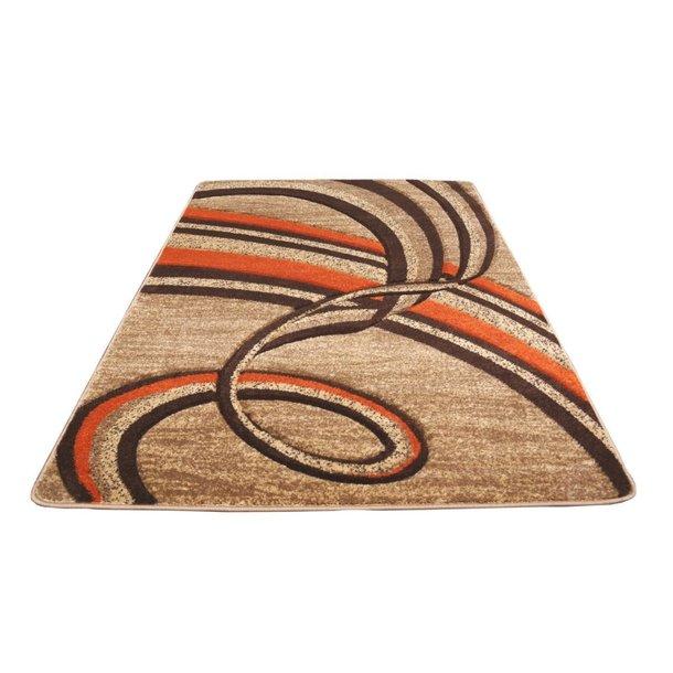 Moderní koberec OPIUM 1019 - terakota