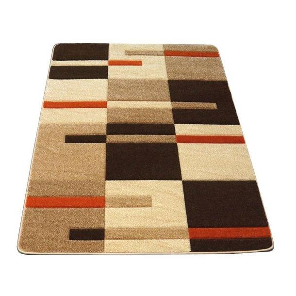 Moderní koberec OPIUM 1818 - terakota