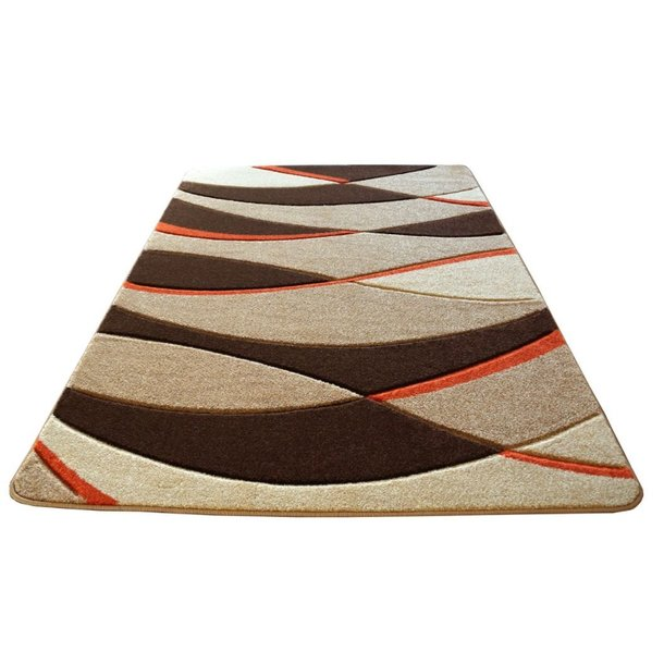 Moderní koberec OPIUM 1819 - terakota