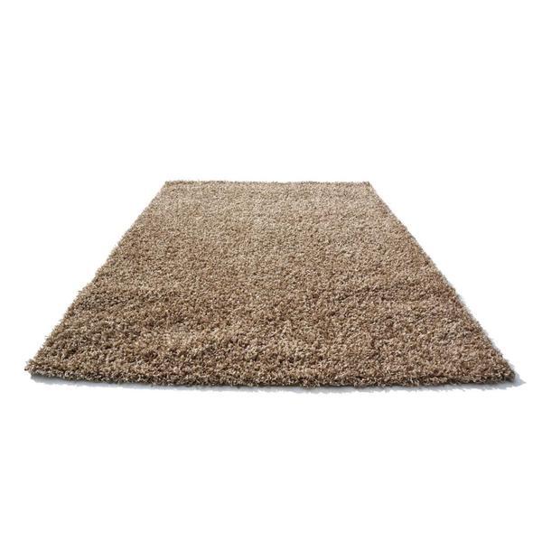 Kusový koberec SHAGGY SPARTA cappuccino