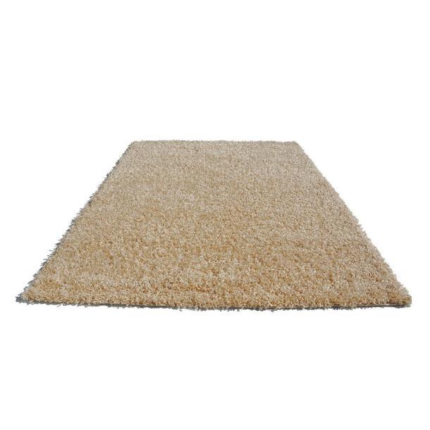 Kusový koberec SHAGGY SPARTA champange