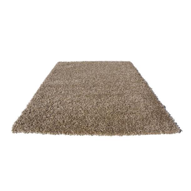 Kusový koberec SHAGGY SPARTA světle béžový