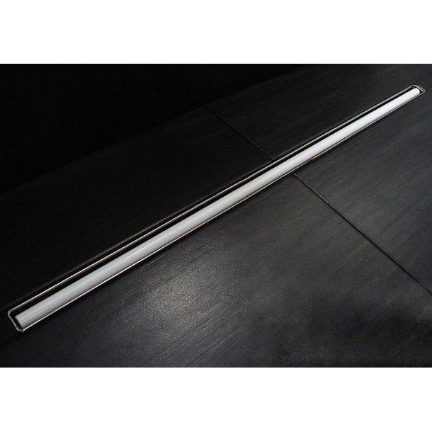 Odtokový sprchový žlab PERFECT SLIM - stick white