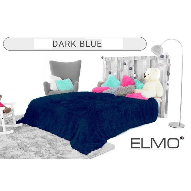 Deka přehoz ELMO Dark Blue