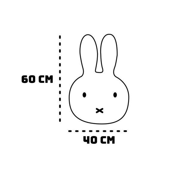 Plyšový polštářek MIFFY - 60 cm