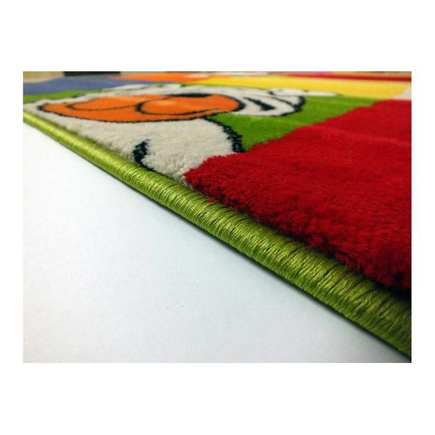 Dětský koberec Veselá zvířátka - multicolor