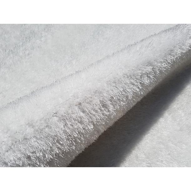 Kusový koberec SHAGGY NEVADA - bílý