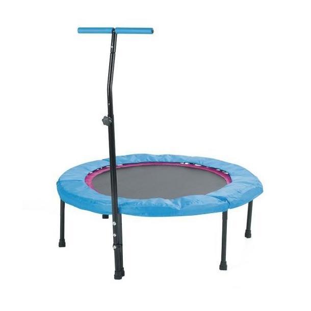 Trampolína fitness MAX kruhová 110 cm