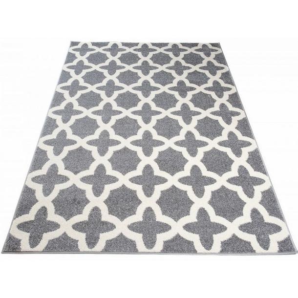Kusový koberec Maroko - 887 - šedý