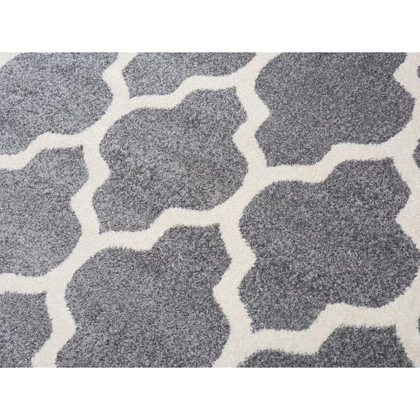 Kusový koberec Maroko - 082 - šedý