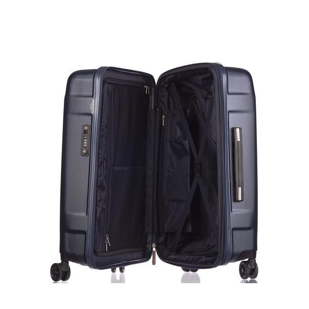 Moderní cestovní kufry STOCKHOLM - námořnická modř