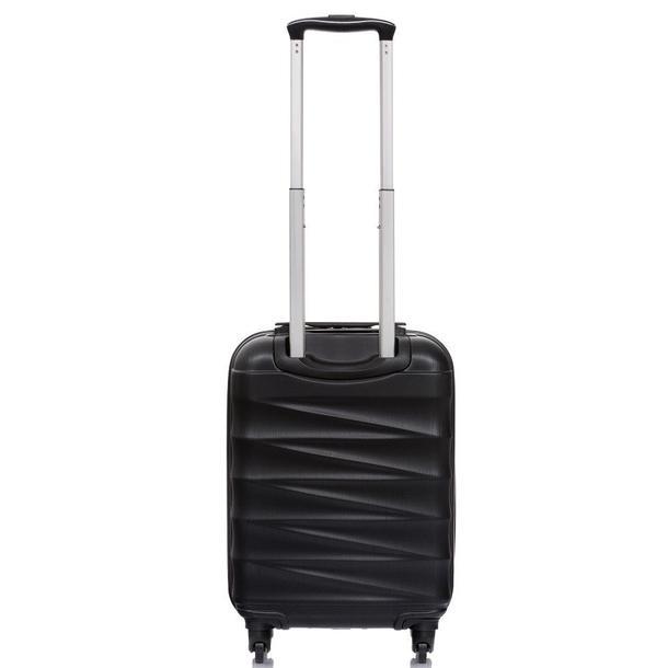 Cestovní kufry EUROSTAR - černé