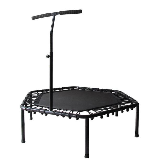 Trampolína fitness MAX HEXAGON 135 cm