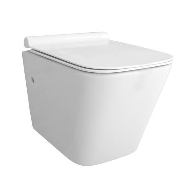 Závěsné WC RAUL RIMLESS