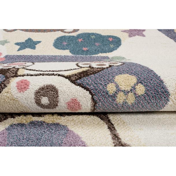 Dětský koberec Happy - ZVÍŘÁTKA