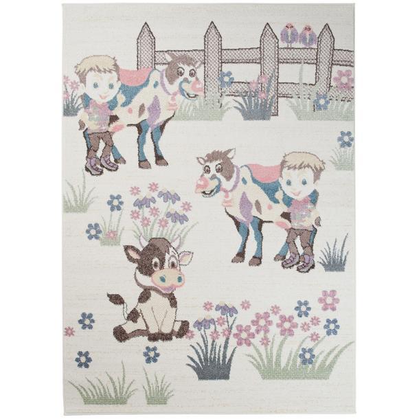 Dětský koberec Happy - FARMA