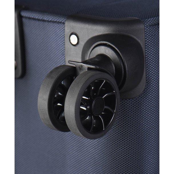 Moderní cestovní kufry OSLO - modré