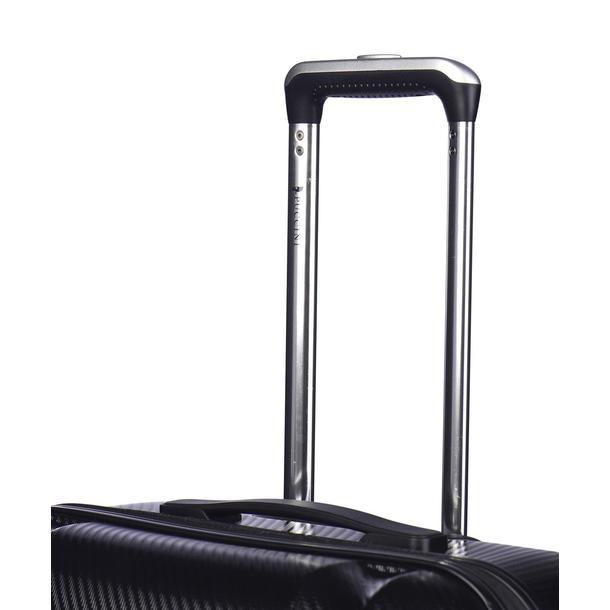 Moderní cestovní kufry NEW YORK - černé