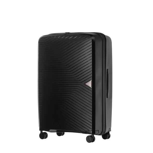 Moderní cestovní kufry DENVER - černé