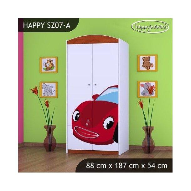Dětská skříň - TYP 7B