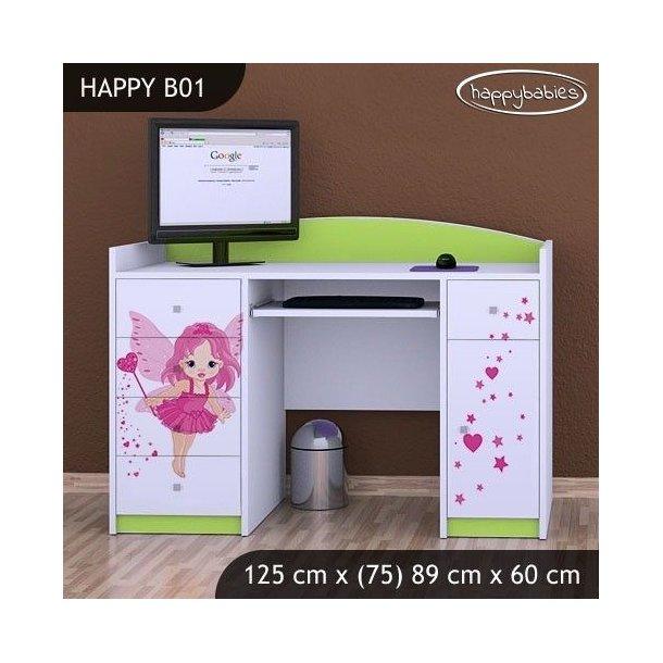 Dětský psací stůl VÍLA - TYP 1