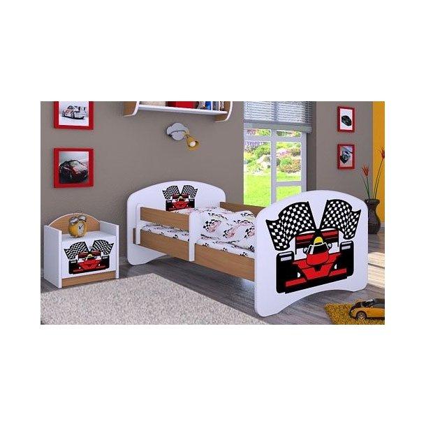 Dětská postel bez šuplíku 180x90cm FERRARI