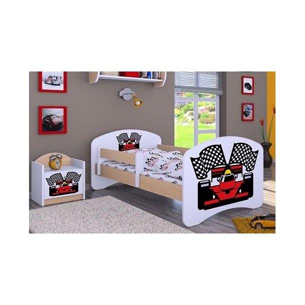 Dětská postel bez šuplíku 160x80cm FERRARI