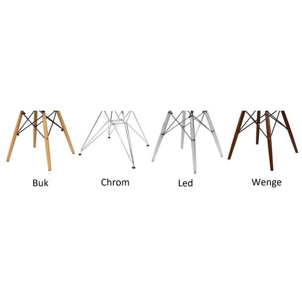 Kuchyňská designová židle MODELINO - vzorník