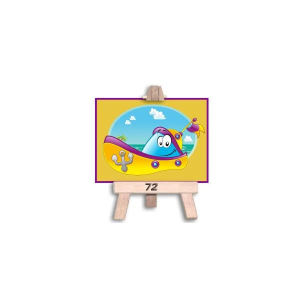 Dětský obrázek MAX - vzor 72