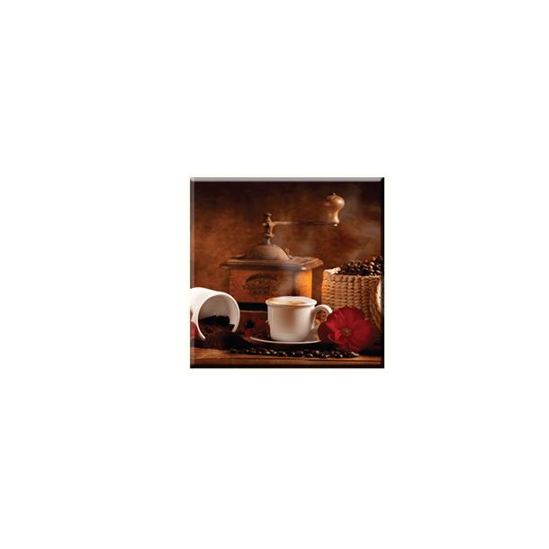Obraz na plátně 30x30cm COFFEE MILL - vzor 21
