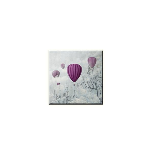 Obraz na plátně 30x30cm BALLOON - vzor 64