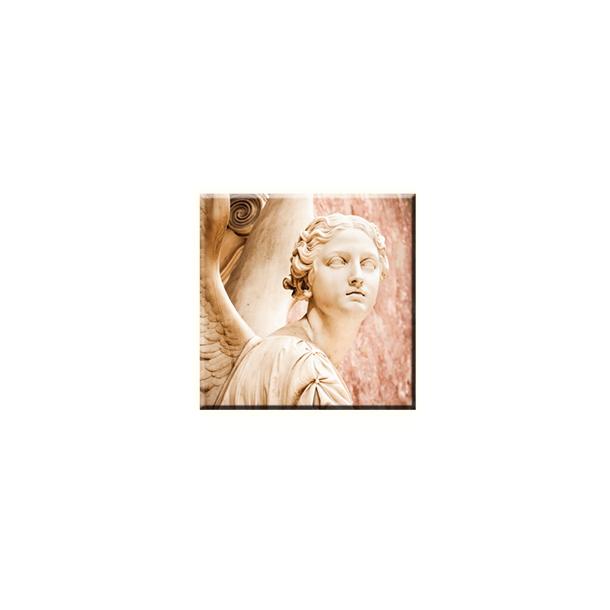 Obraz na plátně 30x30cm STATUE - vzor 71