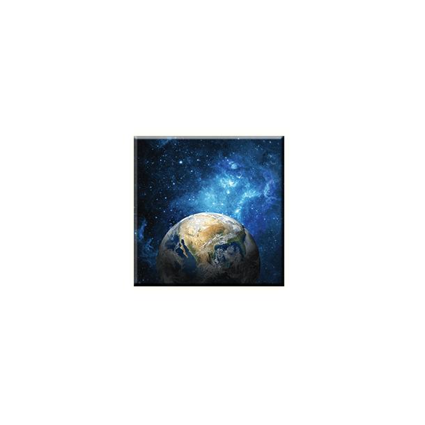 Obraz na plátně 30x30cm EARTH - vzor 86
