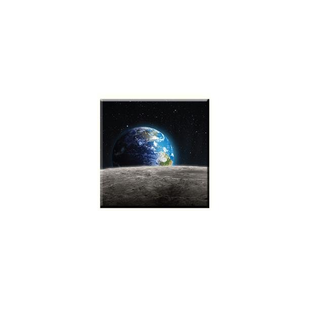 Obraz na plátně 30x30cm ZEMĚ - vzor 87