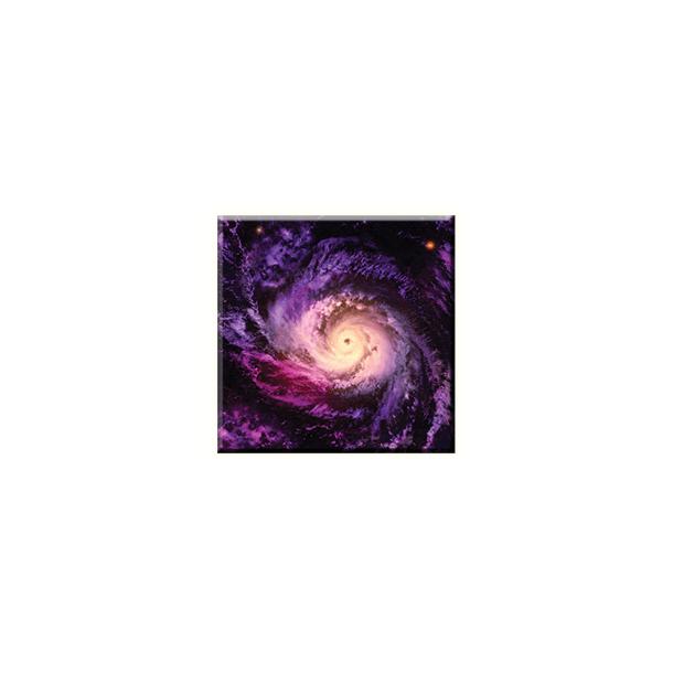 Obraz na plátně 30x30cm GALAXY - vzor 88