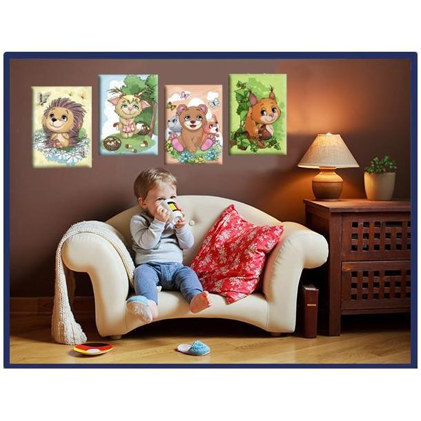 Dětské obrázky MAX