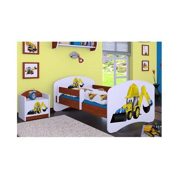 Dětská postel bez šuplíku 180x90cm BAGR