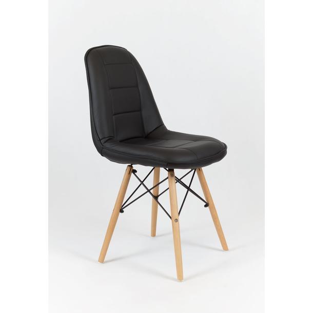 Designová židle VENICE - černá - TYP C