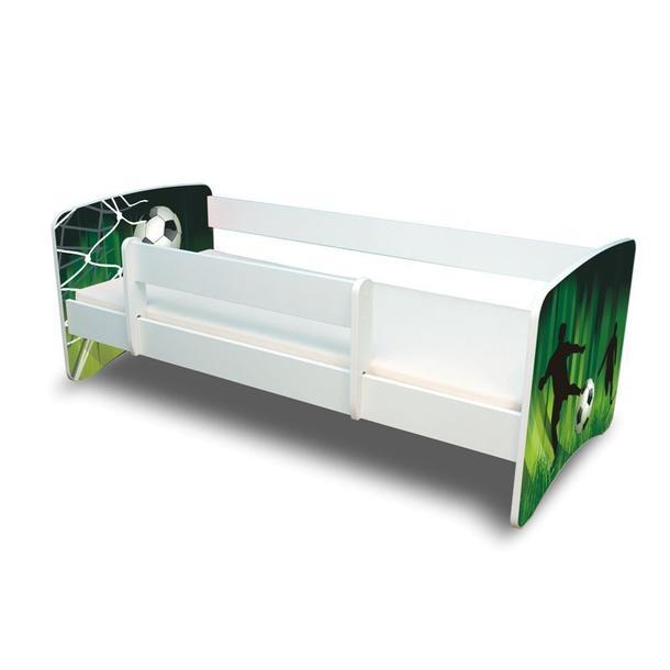 Dětská postel 160x70 cm - FOTBAL II.