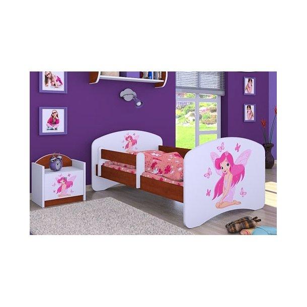 Dětská postel bez šuplíku 180x90cm VÍLA A MOTÝLCI