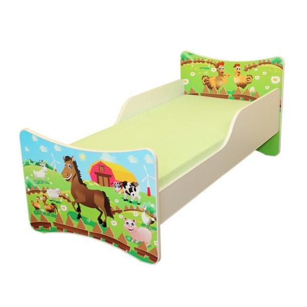 Dětská postel 160x70 cm - FARMA