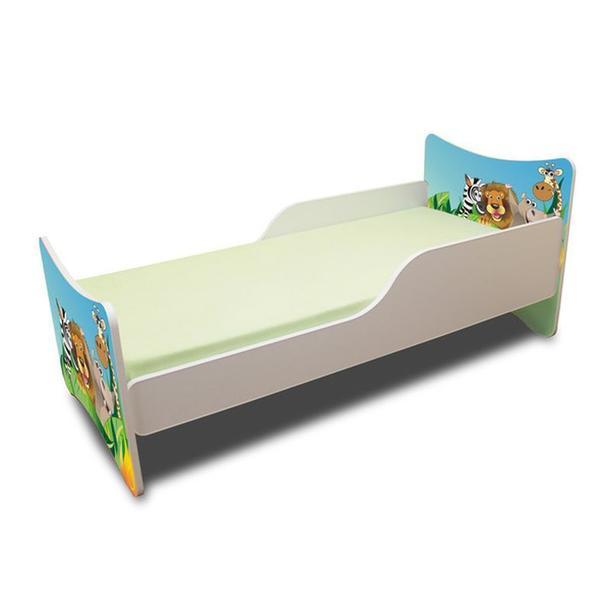 Dětská postel 160x70 cm - ZOO