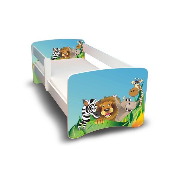 Dětská postel - ZOO